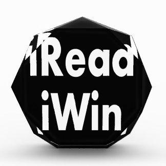 iRead and iWin Award