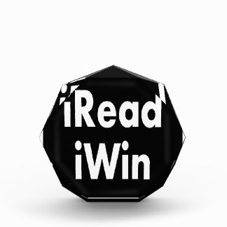 iRead and iWin Awards