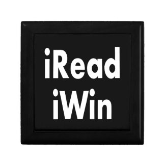 iRead and iWin Gift Boxes