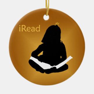 iRead Adornos De Navidad