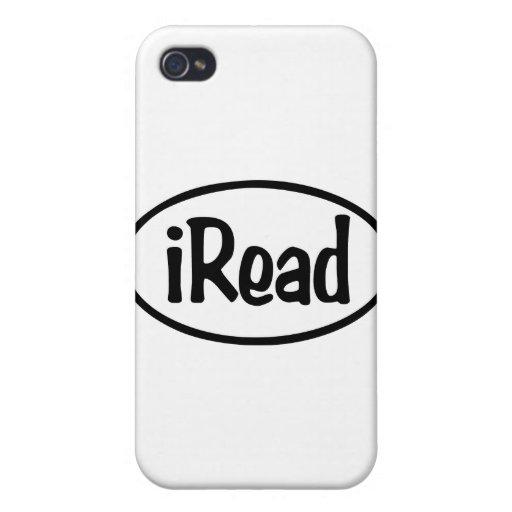 iRead iPhone 4/4S Fundas