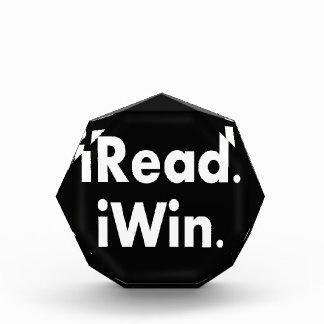 iRead. iWin.  School incentive Award