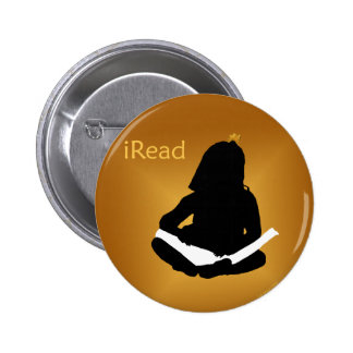 iRead Pinback Button