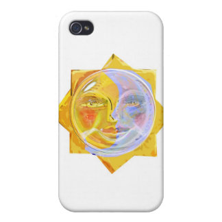 iredscentSUNmoon jpg iPhone 4 Covers