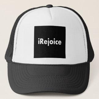 irejoice trucker hat