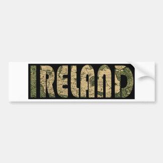 ireland1598 bumper sticker