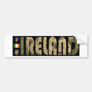 ireland1598b bumper sticker