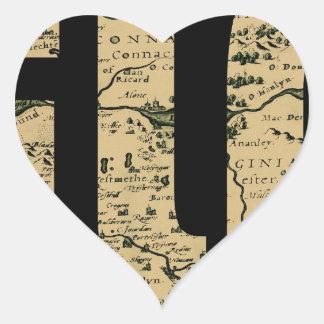 ireland1598b heart sticker