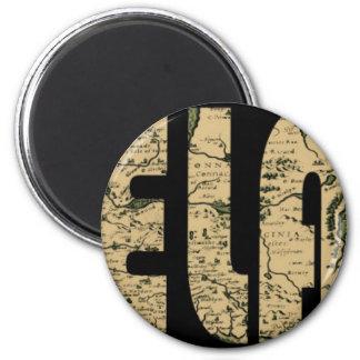 ireland1598b magnet