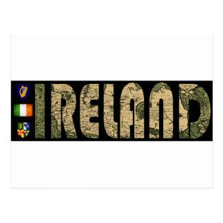 ireland1598b postcard