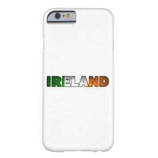 Ireland 005 barely there iPhone 6 case
