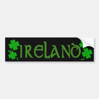Ireland 10 Bumper Sticker