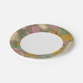 Ireland 10 paper plate