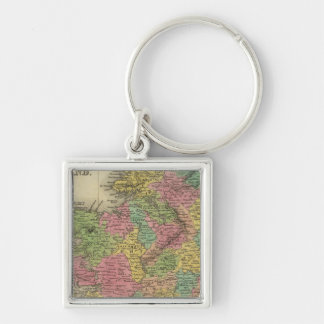 Ireland 14 keychain