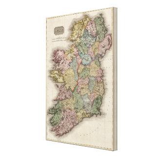 Ireland 15 gallery wrap canvas