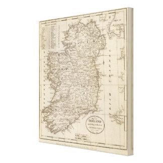 Ireland 16 canvas print