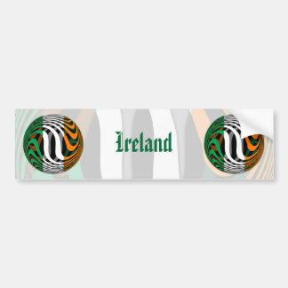 Ireland #1 bumper sticker