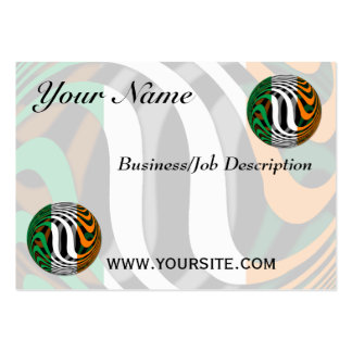 Ireland #1 large business cards (Pack of 100)