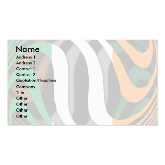 Ireland #1 Double-Sided standard business cards (Pack of 100)