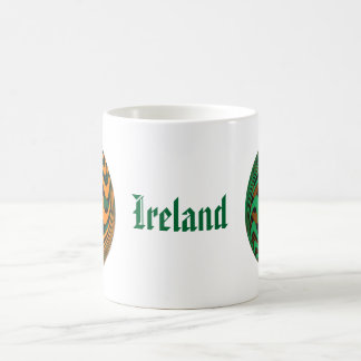 Ireland #1 coffee mug