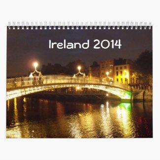 Modern Ireland 2014 Calendar