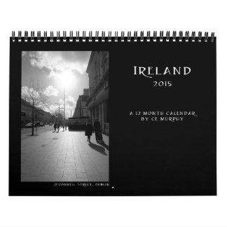 Ireland 2015 (US Holidays) Wall Calendar