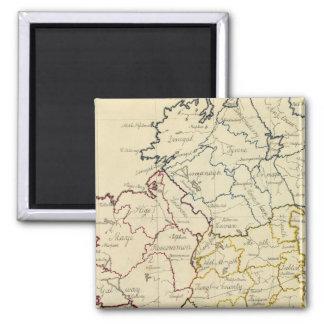Ireland 21 2 inch square magnet