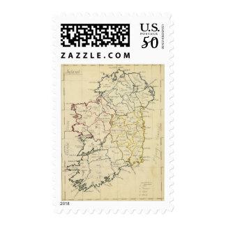 Ireland 21 postage