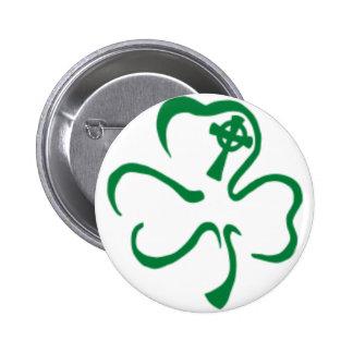 ireland 2 inch round button