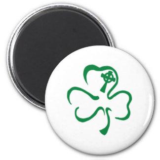 ireland 2 inch round magnet