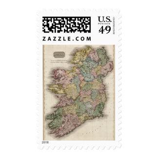 Ireland 2 postage stamp