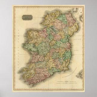 Ireland 4 poster
