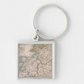 Ireland 5 keychain