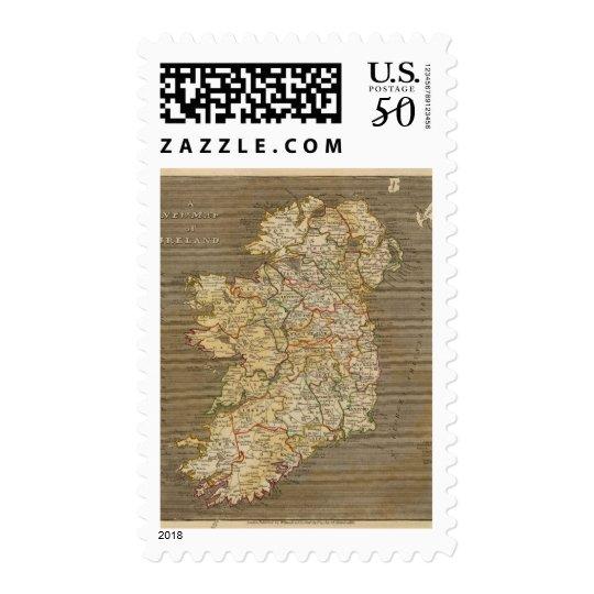 Ireland 8 postage