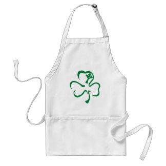 ireland adult apron