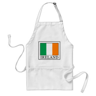 Ireland Adult Apron