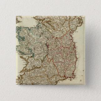 Ireland and England Button