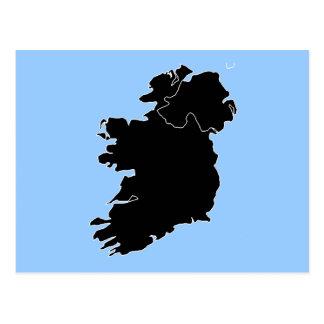 IRELAND AND NORTHERN IRELAND POSTCARD