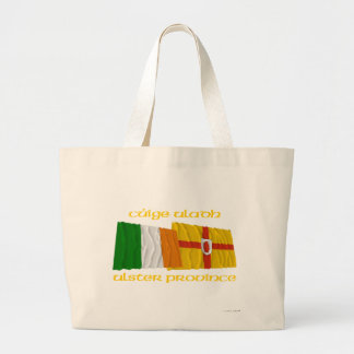 Ireland and Ulster Province Flags Bags