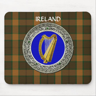 Ireland Arms Mouse Pad