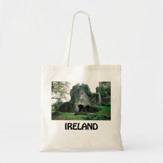 Ireland Budget Tote Bag