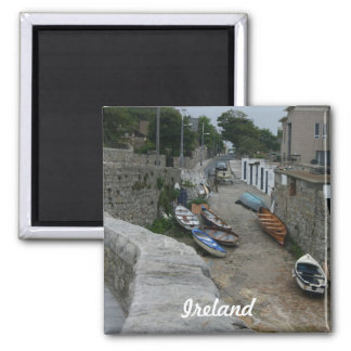 Ireland Boat alley Magnet