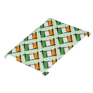 Ireland Brush Flag Case For The iPad
