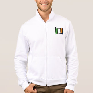 Ireland Brush Flag Jacket
