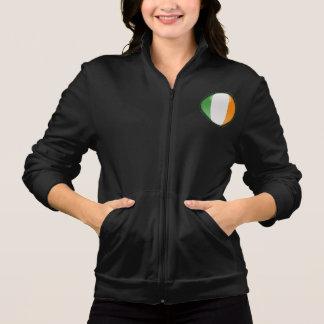 Ireland Bubble Flag Jacket