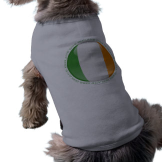 Ireland Bubble Flag T-Shirt