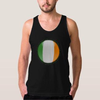 Ireland Bubble Flag Tank Top