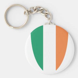 ireland buckler keychain