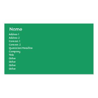 Ireland - Business Business Card Template
