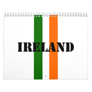 Ireland Wall Calendars